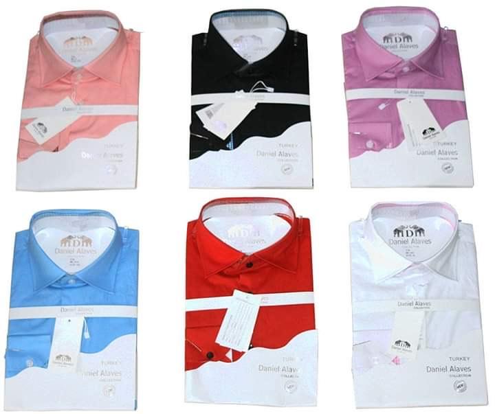chemise de luxe daniel alaves